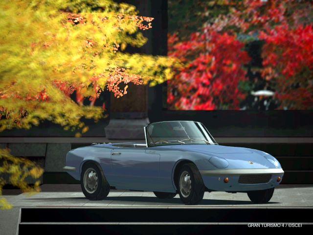 Lotus Elan S1 '1962