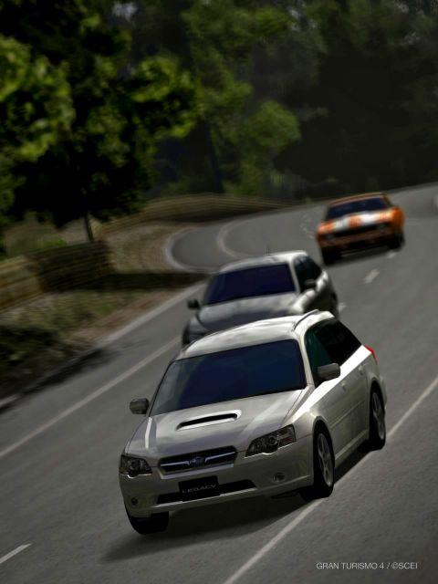 Subaru Legacy Wagon. Subaru LEGACY Touring Wagon