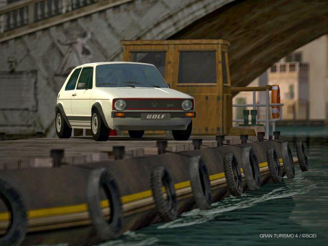 1976 Volkswagen Golf I Gti. Volkswagen Golf I GTI #39;1976