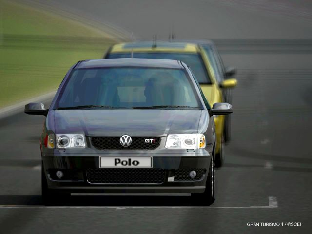 Volkswagen Polo GTI '2001